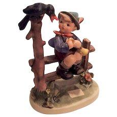 """Adorable Hummel """"Mischief Maker"""" Figurine #342, TMK 5"""