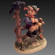 "Adorable Hummel ""Mischief Maker"" Figurine #342, TMK 5"