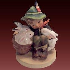 """Adorable Hummel """"Playmates"""" Figurine #58/0 TMK 3"""