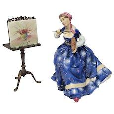 "Wonderful Royal Doulton ""Painter"" HN 3012 ""Gentle Arts Series"""