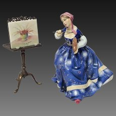 "Wonderful Royal Doulton ""Painter"" HN 3012 ""Gentle Arts Series"""