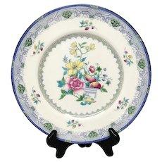 Lovely Royal Doulton Robert Allen Dinner Plate #Ra 9653