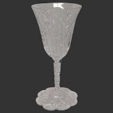 Stunning Baccarat Conde Sherry Glass