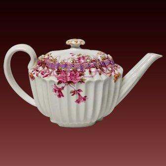 """Lovely Spode China  """"Irene"""" Y6470 Tea Pot"""