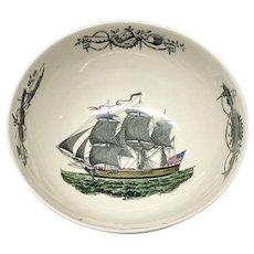 Wedgwood American Heritage Met Museum Art Liberty Bowl