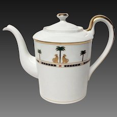 Stunning Christain Dior Casablanca Coffee Pot
