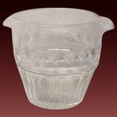 Antique Irish or English Wine Rinser or Cooler