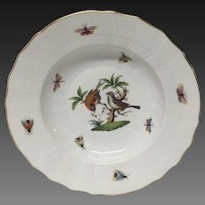 Herend Rothschild Bird Rim Soup Bowl(s)