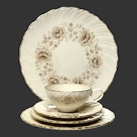 Lenox Coquette G-512 China 5-Piece Place Setting