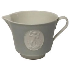 Royal Berlin, KPM Gray Rim Arkadia  Creamer