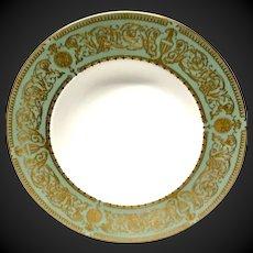 Stunning Royal Worcester Balmoral Rim Soup Bowl