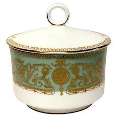 Stunning Royal Worcester Balmoral Covered Sugar Bowl