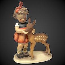 "Adorable Hummel Large ""Friends"" Figurine TMK 3"