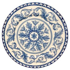 Beautiful Villeroy & Boch Casa Azul Fine China Charger