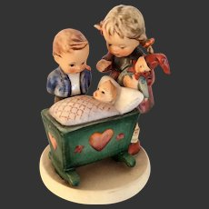 "Adorable Hummel ""Blessed Event"" Figurine 333 TMK 5"