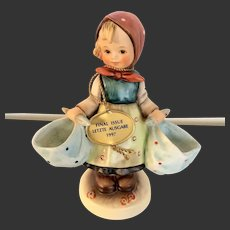"Adorable Goebel Hummel ""Mother's Darling"" #175, Final Issue Figurine TMK7"