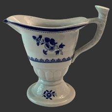 Spode Gloucester Blue Finestone  Creamer