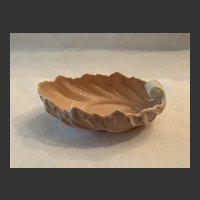 Lovely Lenox Pink Leaf Shape #91 Small Dish