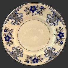 Lovely Syracuse Lady Mary Salad  Plate