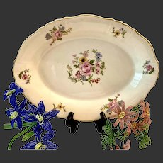 Lovely Syracuse Fine China Portland Oval Platter