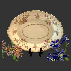 Lovely Syracuse Fine China Briarcliff Small Oval Platter