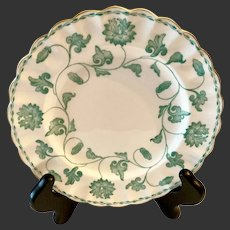 Stunning Spode Bone China Colonel Jade Y7131 Bread & Butter Plate(s)