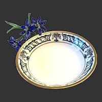 Rare Christian Dior Florissant Round Vegetable Serving Bowl