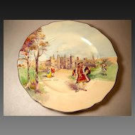 Royal Doulton Historic England Hampton Court Plate
