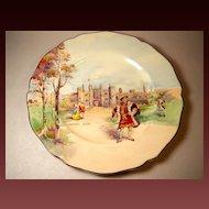 Royal Doulton Historic England Hampton Court Plate