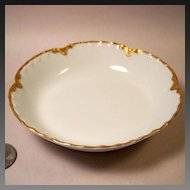 Lovely Haviland Schleiger #15 Individual Fruit Bowl