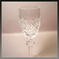 Waterford Powerscourt Sherry Glass