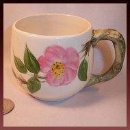 Franciscan Desert Rose Small Mug USA Interpace Mark