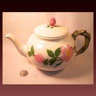 Franciscan Desert Rose Tea Pot Early Mark