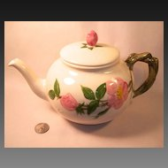 Franciscan Desert Rose Tea Pot Early Mark