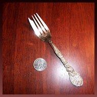 Gorham Versailles Pierced Pastry or Salad Fork