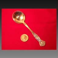 1847 Rogers VINTAGE Silverplate Cream Soup