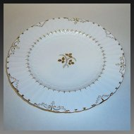 """Royal Crown Derby Wentworth 9"""" Luncheon Plate"""