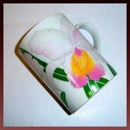 """Fitz & Floyd """"Orchid Deaux"""" Mug"""