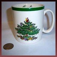 """Spode """"Christmas Tree"""" Mug"""