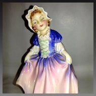 "Vintage Royal Doulton ""Dinky Do"" Figurine"