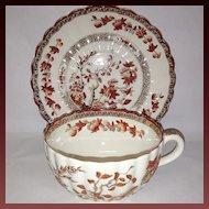 Copeland Spode India Tree Cup & Saucer Set