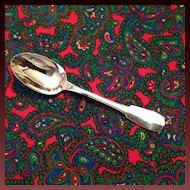 Christofle Cluny Silver Plate OC Mark  Tea Spoon
