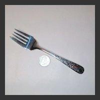Kirk Stieff Old Maryland Engraved Salad Fork