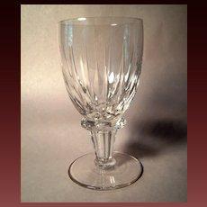 Beautiful Royal Leerdam RONDO Crystal Wine Goblet