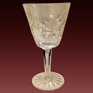 "Waterford Ashling 6 7/8"" Water Goblet"