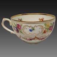 "Vintage Schumann ""Dresden Swags"" Tea Cup Only"