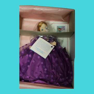"""Madame Alexander-on sale- earlier doll in original box """"Bell of the Ball"""" 1120"""