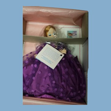 "Madame Alexander-on sale- earlier doll in original box ""Bell of the Ball"" 1120"