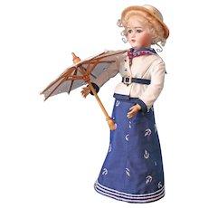 Simon & Halbig - 1159 Lady Doll - German doll - 20 inches - Sailor Dress
