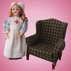 "Kammer and Reinhardt 117n ""Mein Leibling - German Antique Doll - 17 inch"